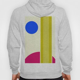 Abstract Minimalism No. 84 Hoody