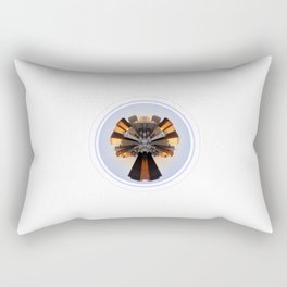 San Francisco Samouraï Rectangular Pillow
