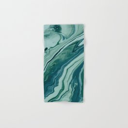 Blue Planet Marble Hand & Bath Towel