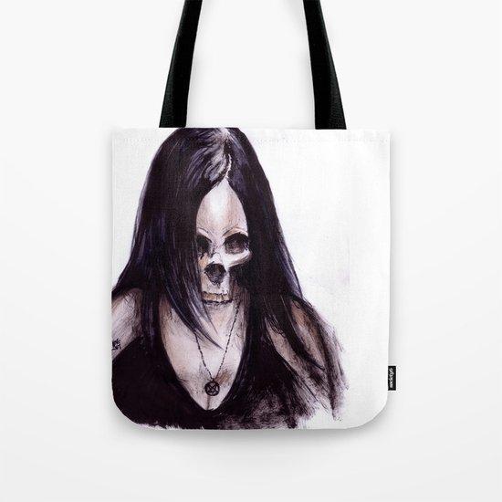Dead-She Tote Bag