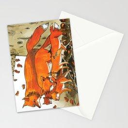 Noah's Ark - Fox Stationery Cards