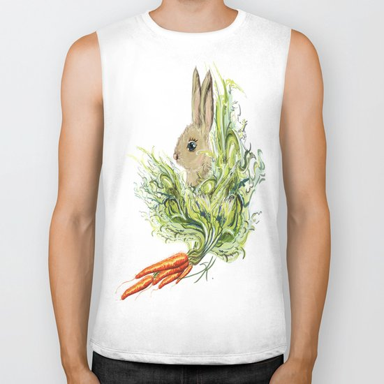 Rabbit Biker Tank