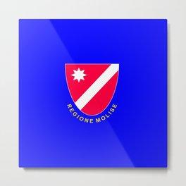 flag of Molise Metal Print