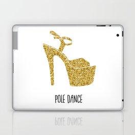 Gold dreams Laptop & iPad Skin