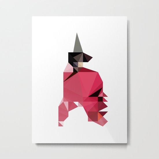 Horse. Metal Print