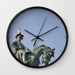 Honorable Man Wall Clock