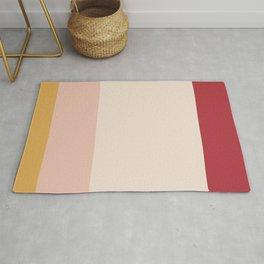 Contemporary Color Block II Rug
