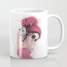 Red Coloured Dreams Coffee Mug