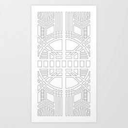 archART no.002 Art Print