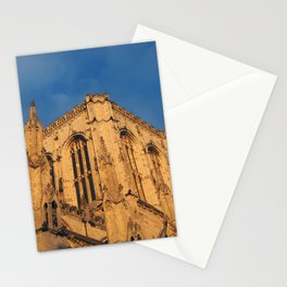 York Minster Tower Stationery Cards