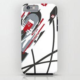 e-tron iPhone Case