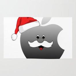 Apple Christmas Rug