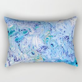 Marble Sky Rectangular Pillow