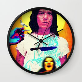 Nadja Wall Clock