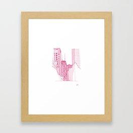 Hancock Framed Framed Art Print