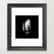 Welcoming the King Framed Art Print