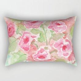 Summer Arrangement Rectangular Pillow