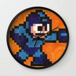 Mega Man Wall Clock