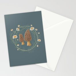 Morels & Chamomiles Stationery Cards