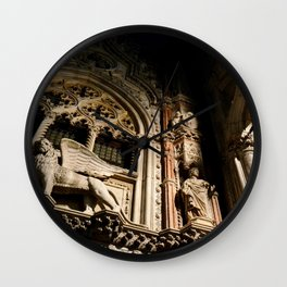 The Keepers Wall Clock