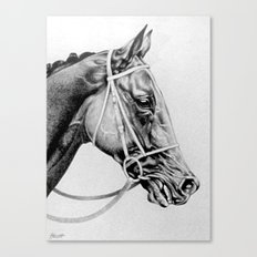 Ready to Run - Vaguely Noble (GB) Canvas Print