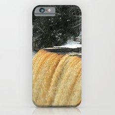 Wintry Waterfall Slim Case iPhone 6s