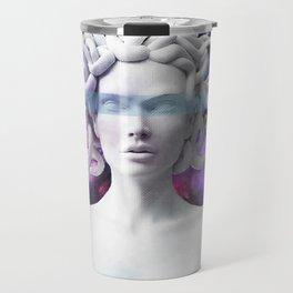 Medusa color blast  Travel Mug