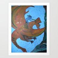 AVATAR 2016 86cmx72cmx2cm Art Print