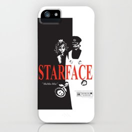STARFACE iPhone Case