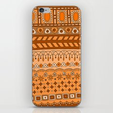 Yzor pattern 008 warm iPhone & iPod Skin