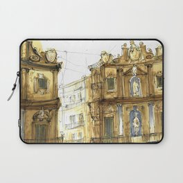 Old Palermo Laptop Sleeve