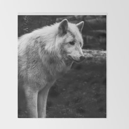 Raised by Wolves Throw Blanket