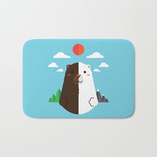 Grizzly & Polar Bath Mat