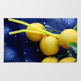 The Lemon's Aid Rug