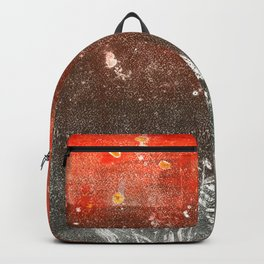 Floating away Backpack