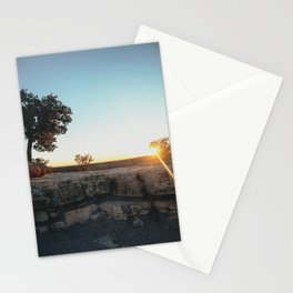 Sunset, Grand Canyon Stationery Cards