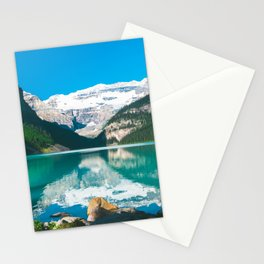 Lake Louise, Alberta Stationery Cards
