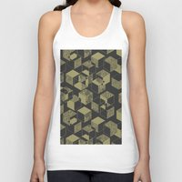 marble Tank Tops featuring Marble by Molly Smisko