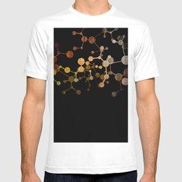 Metallic Molecule T-shirt