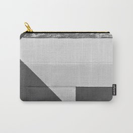Arrow (Black and White) Carry-All Pouch