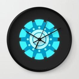 Iron Core Wall Clock