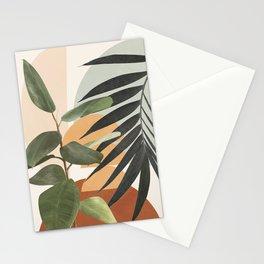 Sunset Flora 03 Stationery Cards