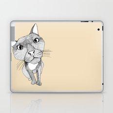 BigHead Cat Laptop & iPad Skin