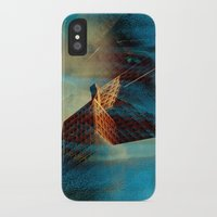 the national iPhone & iPod Cases featuring national westminster by Richard PJ Lambert