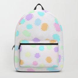 Fun Splodges of Color Backpack
