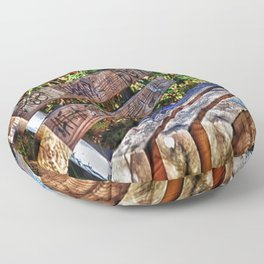 Have A Seat Floor Pillow