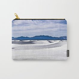 White Sands N.M. Carry-All Pouch