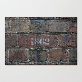 1362 Canvas Print