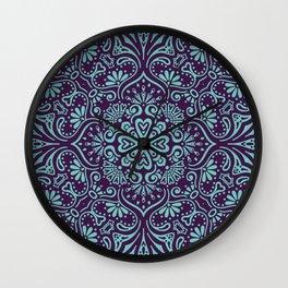 Mandala 6 Wall Clock