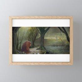 Labyrinth, Ludo, The Labyrinth, Concept Art Framed Mini Art Print